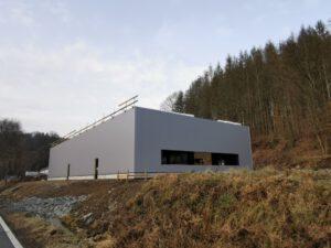 Produktionshalle in Morsbach